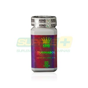 Turinabol 25mg 60 capsulas - King Hardcore
