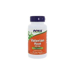 Valerian Root 500mg 100 Capsulas - Now