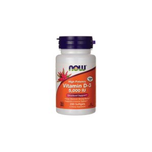 Vitamina D3  5.000ui 240 Softgels - Now