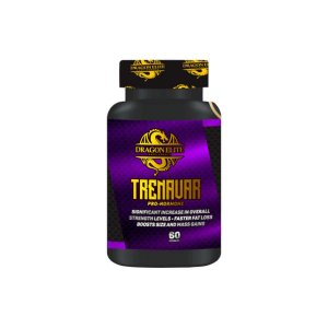 Trenavar 25mg 60 capsulas - Dragon Elite
