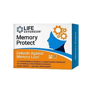 Memory Protect Suporte Memória e Cognição - Life Extension