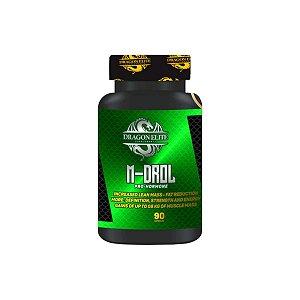 M-Drol Pró-Hormonal 10mg (90 caps) - Dragon Elite