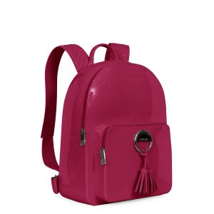 MOCHILA KIT BAG METAL COM FRANJA
