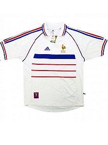 5d6b055a1f Camisa Adidas França Away Retro 1998 | Torcedor Masculina