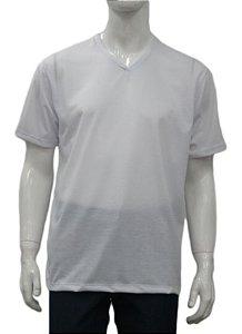 T-Shirt Promo - Malha Fria - Gola V