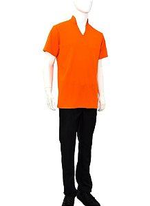 Camisa polo Next  masculina com barra
