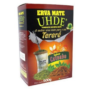 Erva Mate UHDE Catuaba 500G