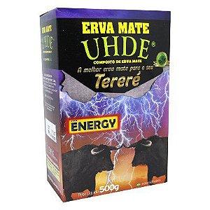 Erva Mate UHDE Energy 500G