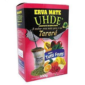 Erva Mate UHDE Tutti Frutti 500G
