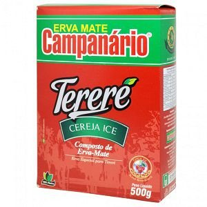 Erva Mate Campanário Cereja Ice 500G