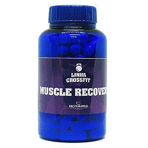 Muscle Recovery Masculino Linha CrossFit Nicpharma 60 cápsulas