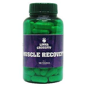 Muscle Recovery Feminino Linha CrossFit Nicpharma 60 cápsulas