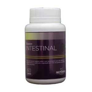 Regulador Intestinal 60 cápsulas Nicpharma