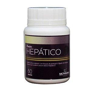 Protetor Hepatico 60 cápsulas Nicpharma