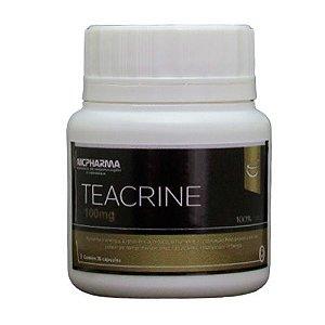Teacrine 100mg 30 cápsulas Nicpharma