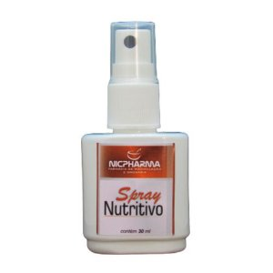 Spray Nutritivo Antiox 30ml Nicpharma