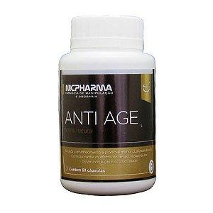 Anti Age 60 cápsulas Nicpharma