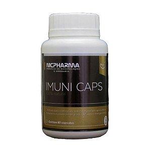 Imuni Caps 60 doses Nicpharma
