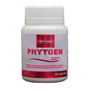 Phytgen 200mg 60 cápsulas Nicpharma