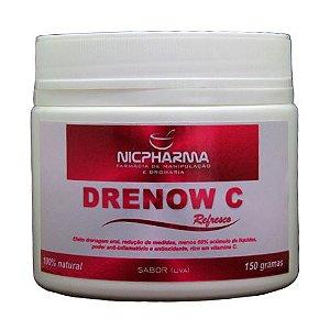 Drenow C 500mg Sabor Uva 150g  Nicpharma