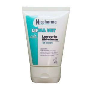 Leave-In Hidradante 100ml Vet Nicpharma