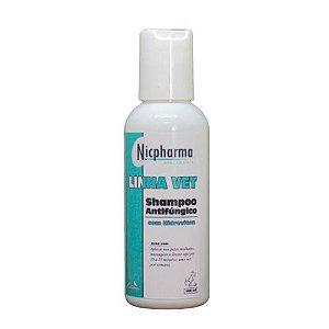 Shampoo Antifúngico 100ml Vet Nicpharma