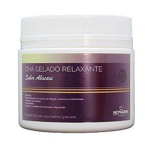 Cha Gelado Relaxante Sabor Abacaxi 150g Nicpharma