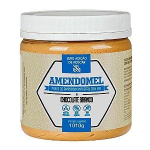 Pasta de Amendoim Chocolate Branco 1,10kg Thiani