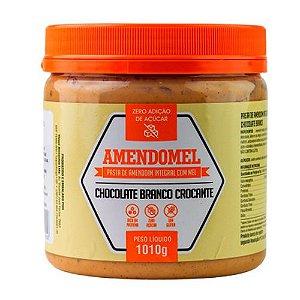 Pasta de Amendoim Chocolate Branco Crocante 1,10kg Thiani