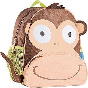 Mochila Infantil Macaco - Multikids - BB231