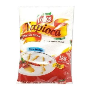 Tapioca Semipronta Lopes 1Kg