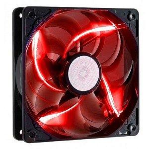 Case Fan Cooler Master SICKLEFLOW X 120mm Vermelho