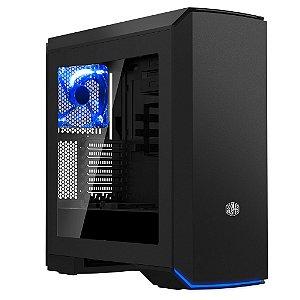 Gabinete Cooler Master - MasterCase PRO 6 LED Azul - MCY-C6P2-KW5N