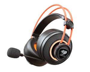 Headset Gamer Cougar Immersa Pro Ti - 3H700U50T.0001