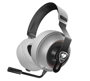 Headset Gamer Cougar Phontum Essential IVORY - 3H150P40W.0001
