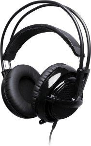Headset Gamer SteelSeries SIBERIA V2 GAMING HEADSET PRETO 51101