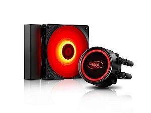 Water Cooler Deepcool  Gammaxx L120T RED - DP-H12RF-GL120TR