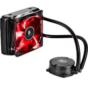 Water Cooler DeepCool MAELSTROM 120T Led Vermelho