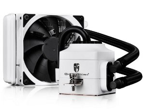 Water Cooler Gamerstorm Captain 120 EX White - DP-GS-H12L-CT120WA4