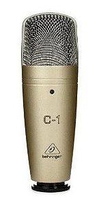 Behringer C-1 Microfone Condensador Cardióide