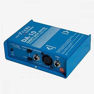 Direct Box Ativo Turbo DA10