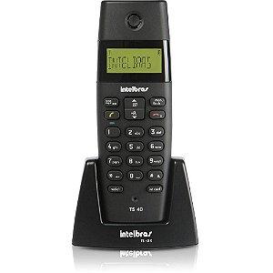 Telefone Sem Fio TS40 ID - Intelbras