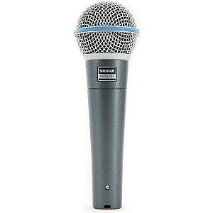 Microfone Shure Beta58a Original