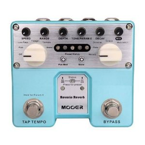 Pedal Mooer Reverie Reverb Twin Series