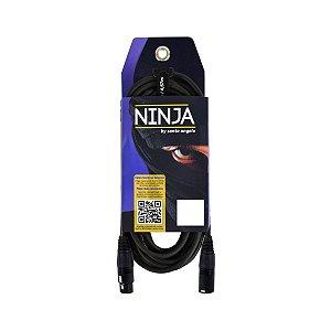 Cabo Santo Angelo P10/XLR Ninja 20FT 6.10m
