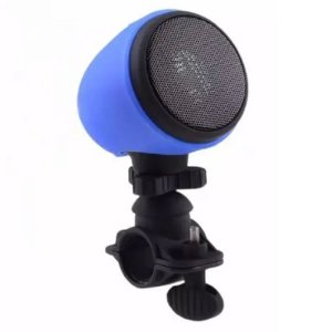 Caixa Multimídia Bluetooth Bicycle Speaker MA-861 Azul