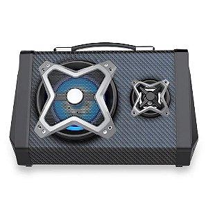 Caixa De Som Multiuso Multilaser 120w - SP314