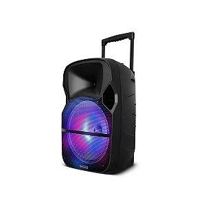 Caixa De Som Amplificada Bluetooth 150w Rms Multilaser Sp259