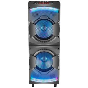 Caixa Amplificada Mondial Cm-12 1500w Com Bluetooth, Usb