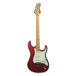 Guitarra Tagima Tg530 Woodstock Mr Vermelho Metálico